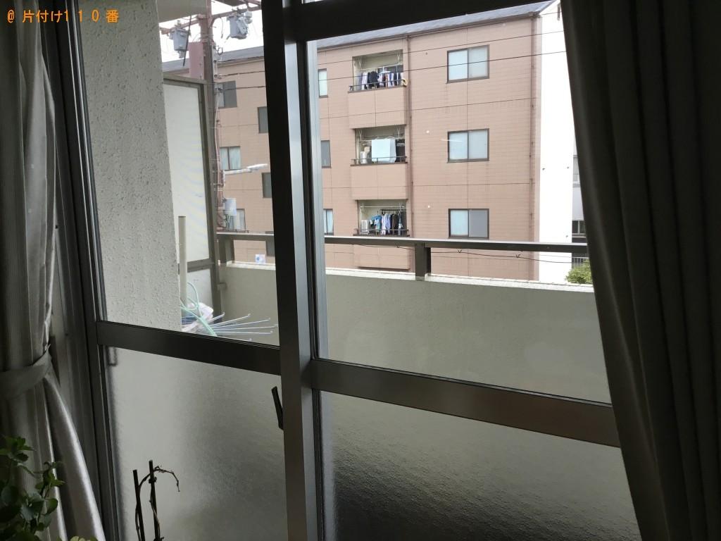 押し入れの片づけ・ハウスクリーニング希望。ハウスクリーニング:窓・網戸・キッチン。