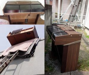 春日井市にてエレクトーン回収処分ご依頼 お客様の画像