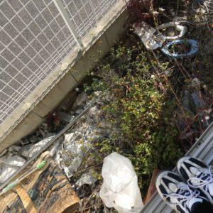 【豊田市豊栄町】不用品回収と草抜き作業☆希望通りの作業対応にご満足いただけました!