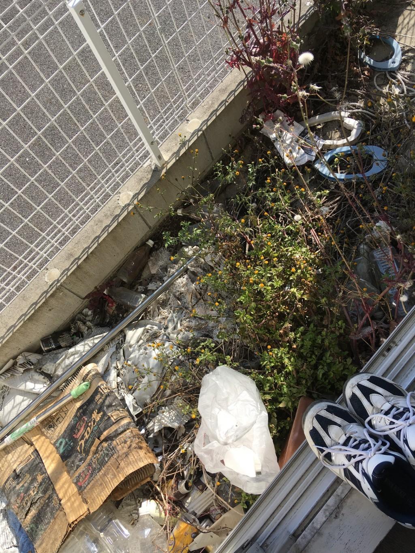 【知立市】不用品回収と草抜き作業☆希望通りの作業対応にご満足いただけました!