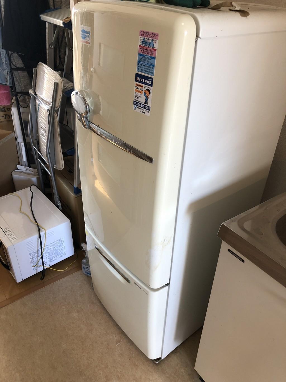 【尾張旭市】冷蔵庫回収☆ご希望日の対応にご満足頂けました!