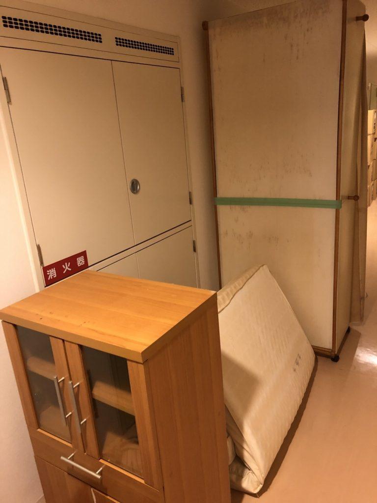 【東海市】食器棚やマットレスの出張遺品回収・処分ご依頼
