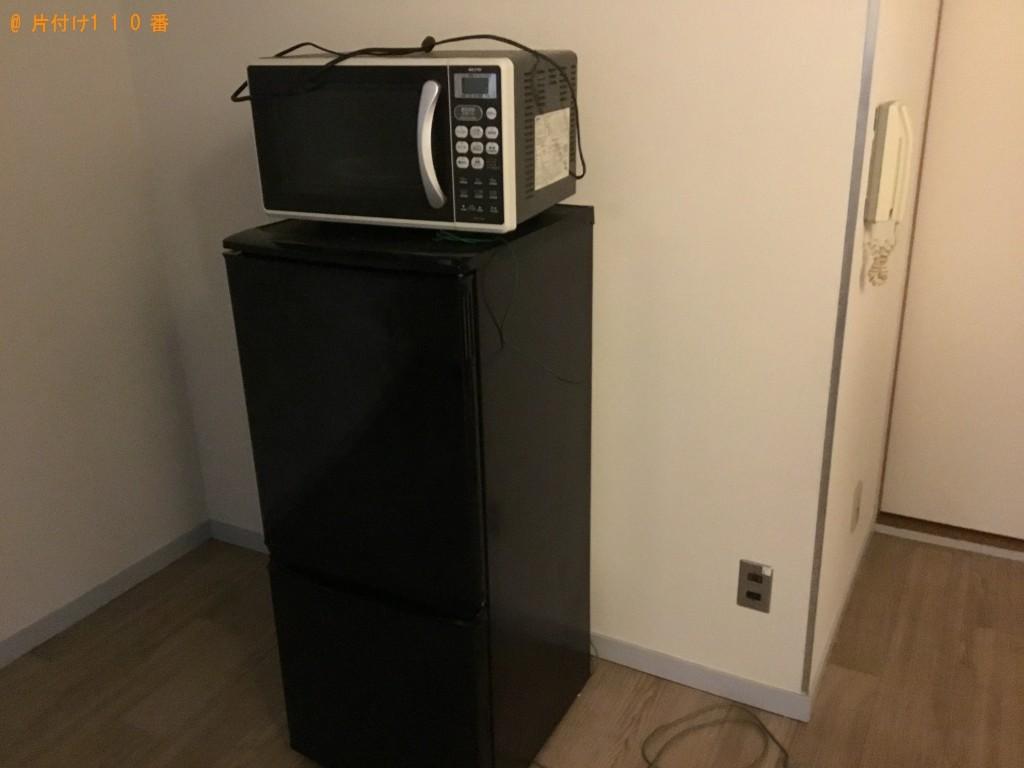 【日進市】電子レンジ、冷蔵庫の回収・処分ご依頼 お客様の声