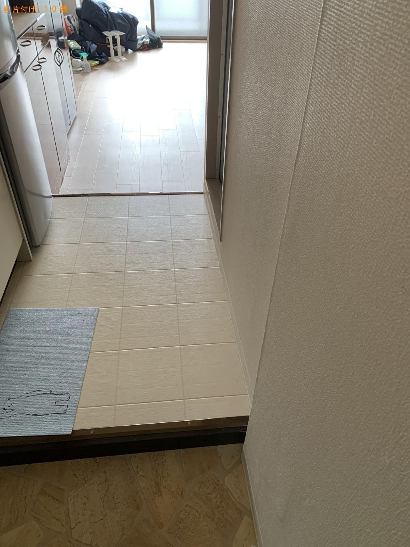 【名古屋市】シングルベッドの回収・処分ご依頼 お客様の声