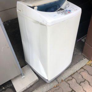 【名古屋市】洗濯機の回収・処分ご依頼 お客様の声
