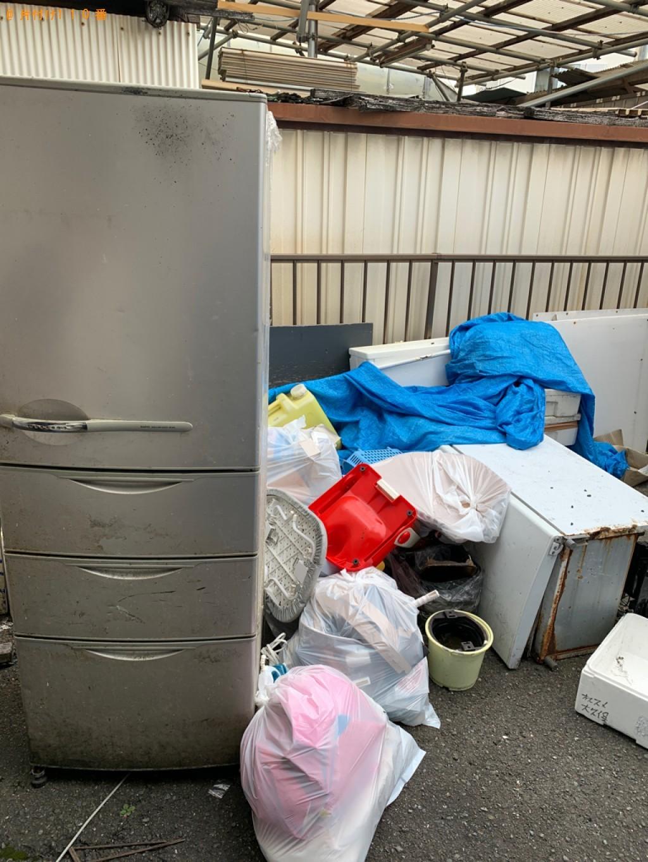 【名古屋市】冷蔵庫の回収・処分ご依頼 お客様の声