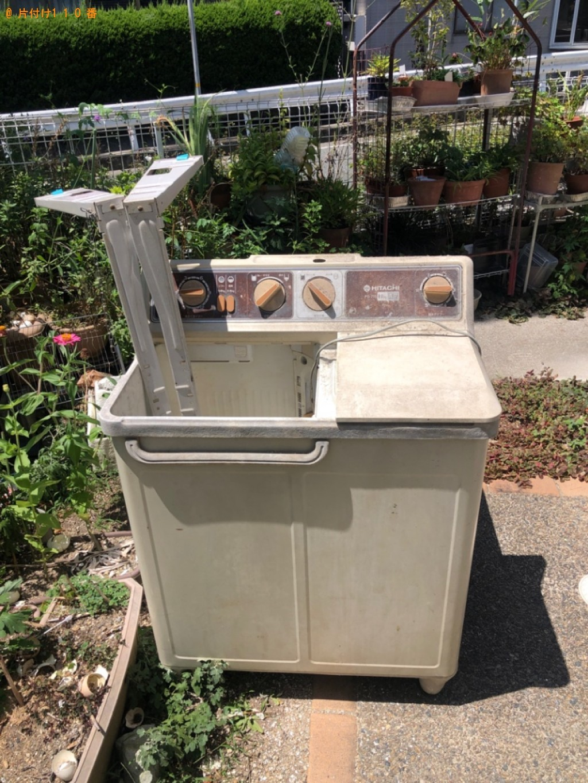 【刈谷市】洗濯機の回収・処分ご依頼 お客様の声