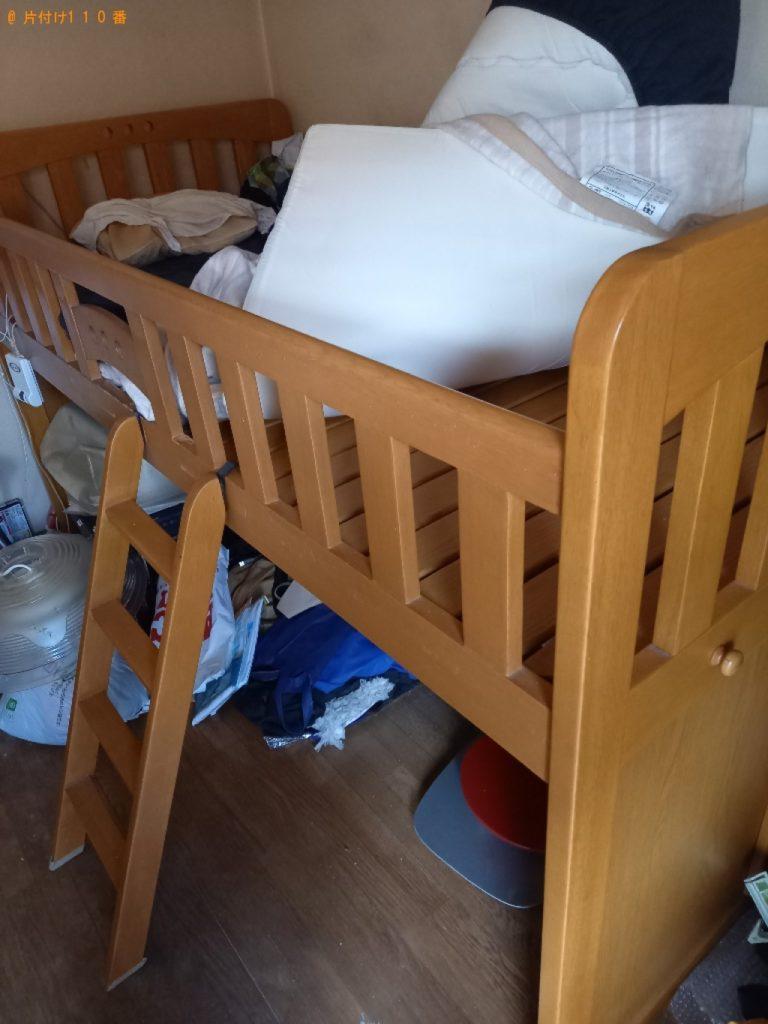 【豊川市】タンス、四人用ダイニングテーブル、椅子等の回収・処分