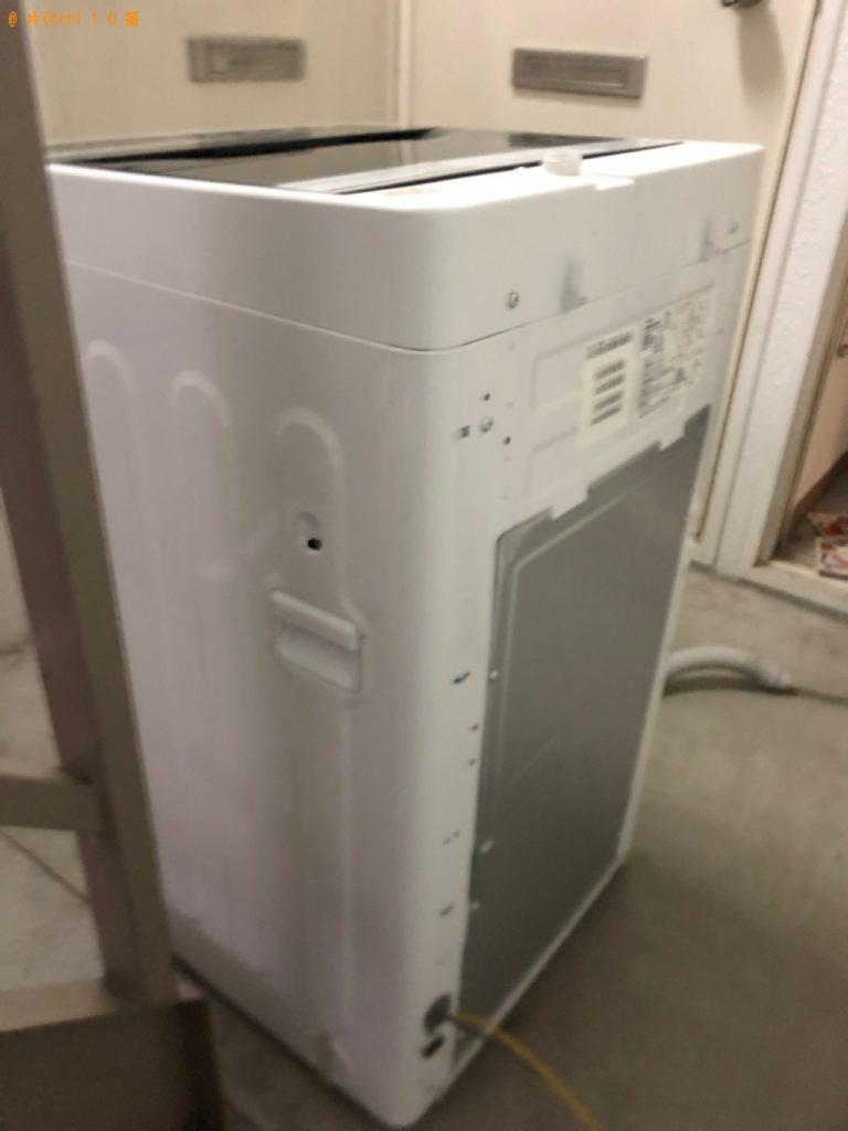 【春日井市】遺品整理に伴い冷蔵庫、洗濯機の回収・処分ご依頼 お客様の声