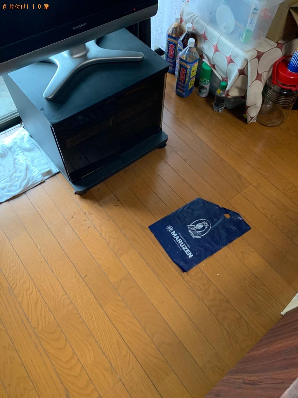 【名古屋市】カラーボックス、衣装ケース、鉢植え、物干し竿等の回収