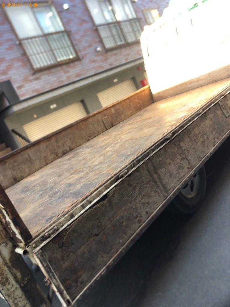 【一宮市】遺品整理でカーペット、こたつ、タンス、三人掛けソファー等の回収