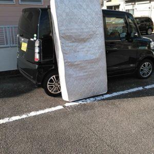 【名古屋市】シングルベッドマットレスの回収・処分ご依頼