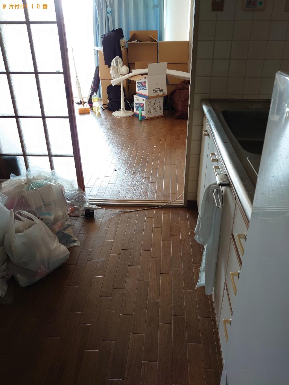【松山市高砂町】照明、物干し竿、スーツケース等の回収・処分ご依頼