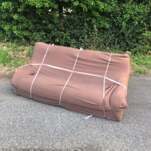 【名古屋市】三人掛けソファーの回収・処分ご依頼 お客様の声