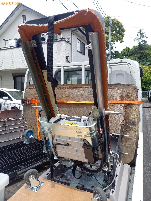 【名古屋市】マッサージチェアの回収・処分ご依頼 お客様の声