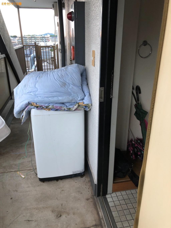 冷蔵庫、洗濯機、布団の回収・処分ご依頼 お客様の声
